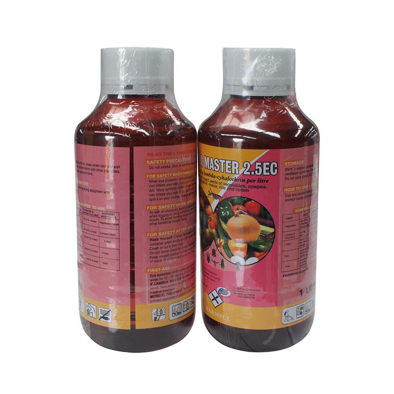 Lambda cyhalothrin 2.5%EC