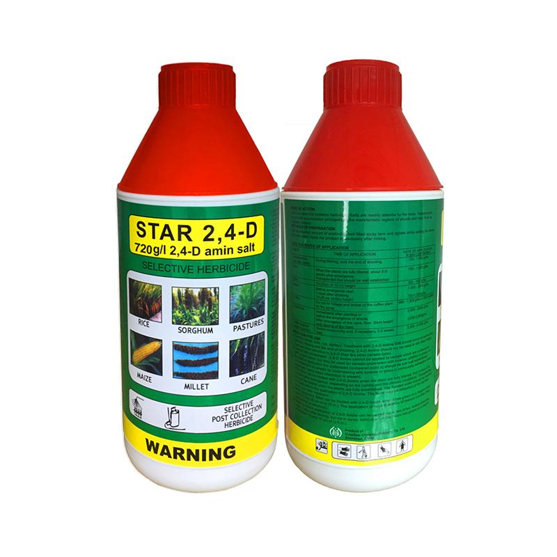 2.4-D Amine salt 720g/L SL
